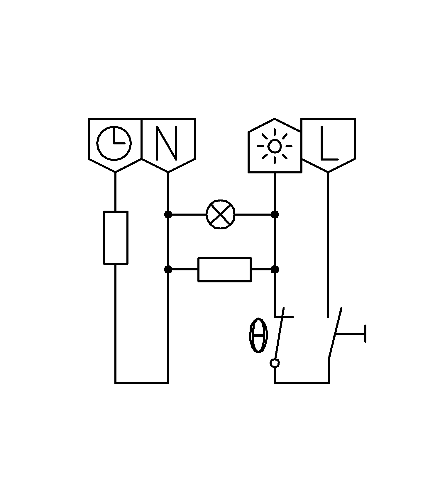 UA012500 Circuit diagram