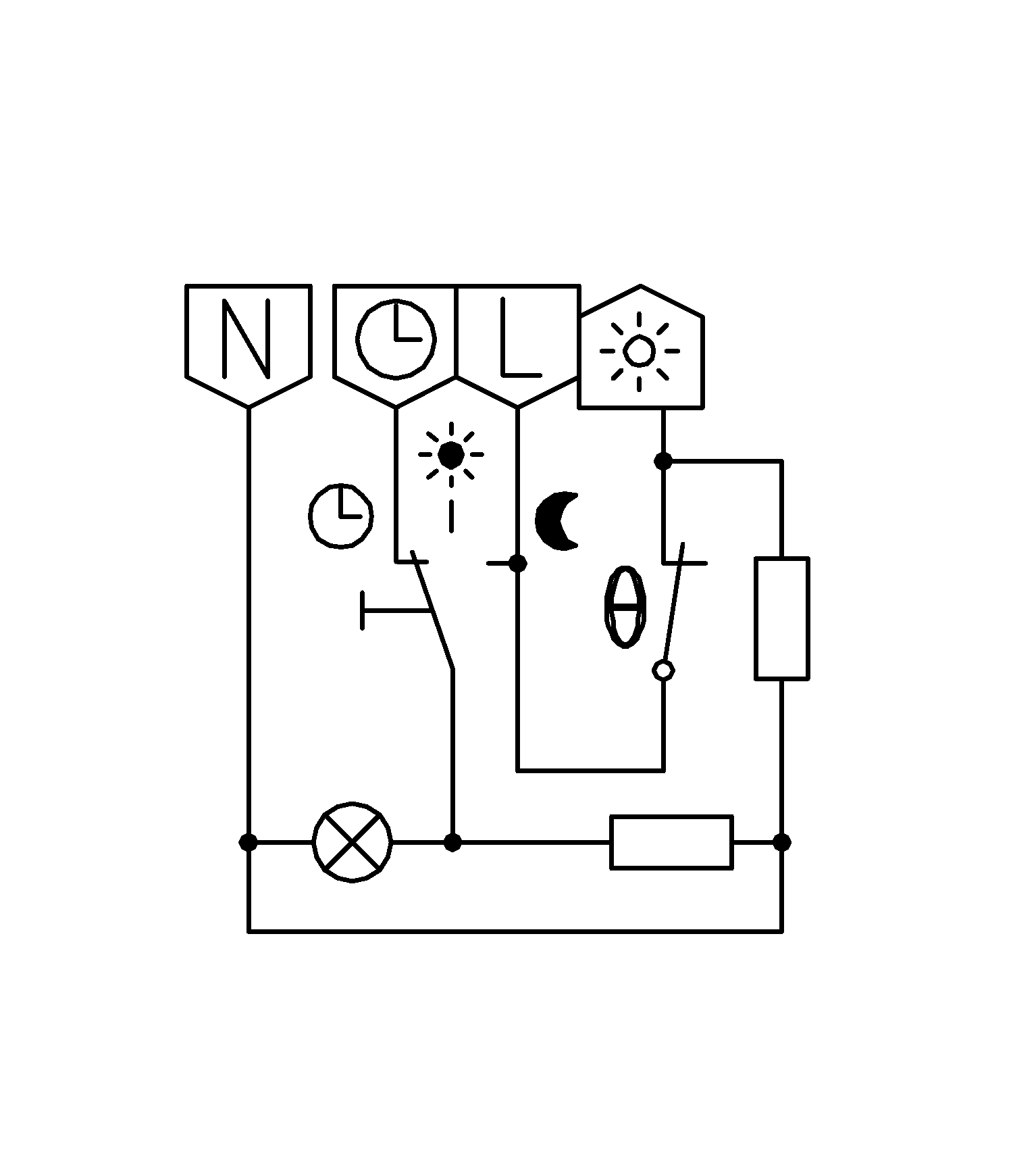 UA010415 Circuit diagram