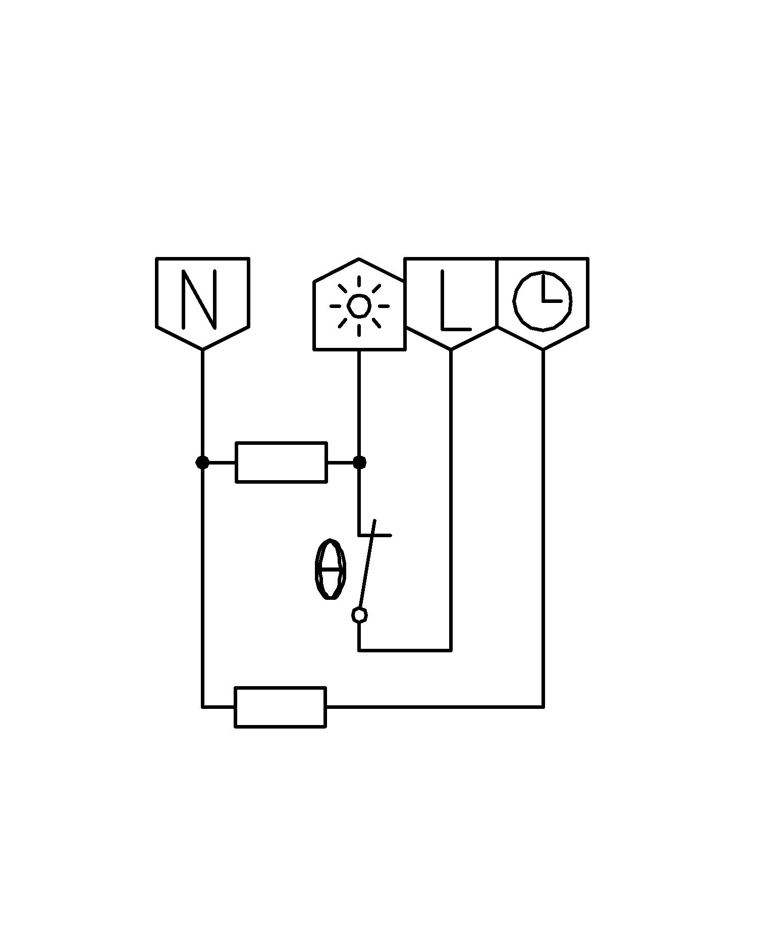 UA010134 Circuit diagram