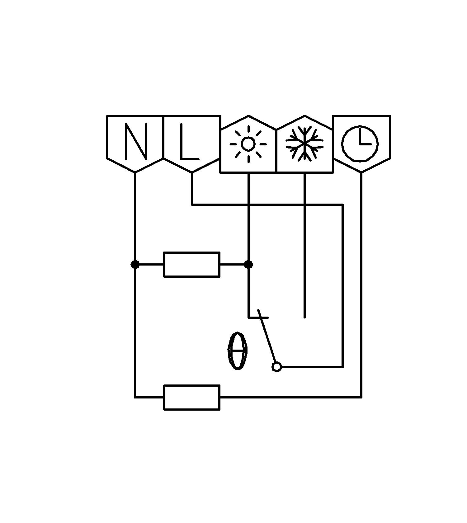 UA010222 Circuit diagram