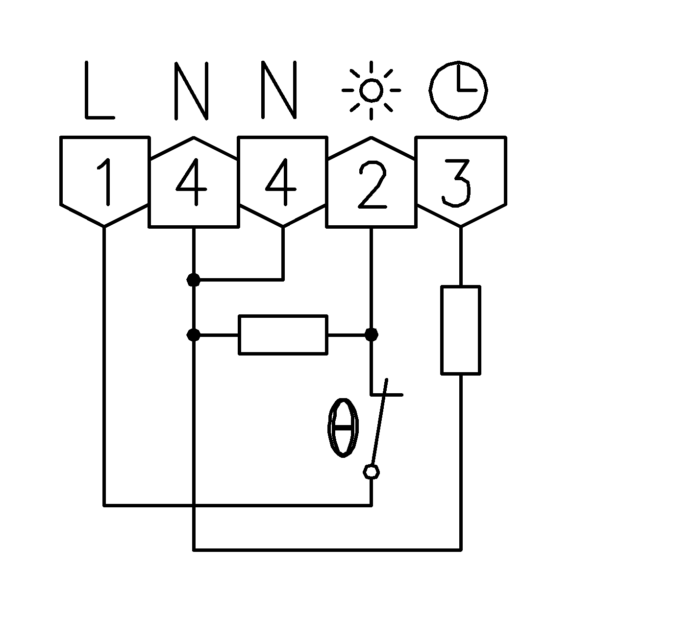 MA300100 Circuit diagram