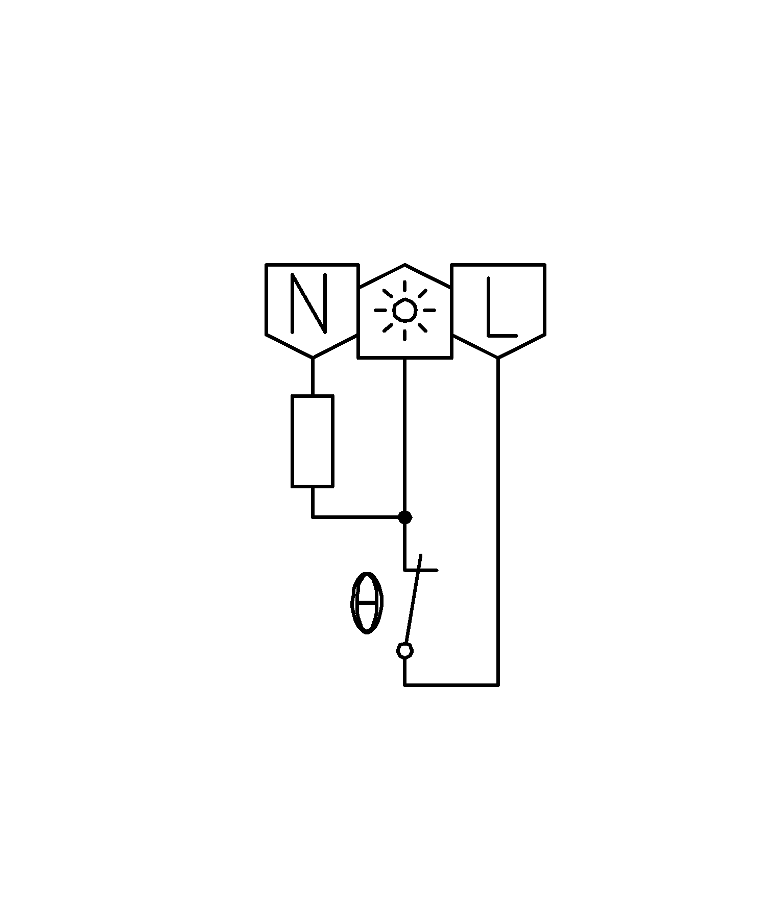 UN010009 Circuit diagram