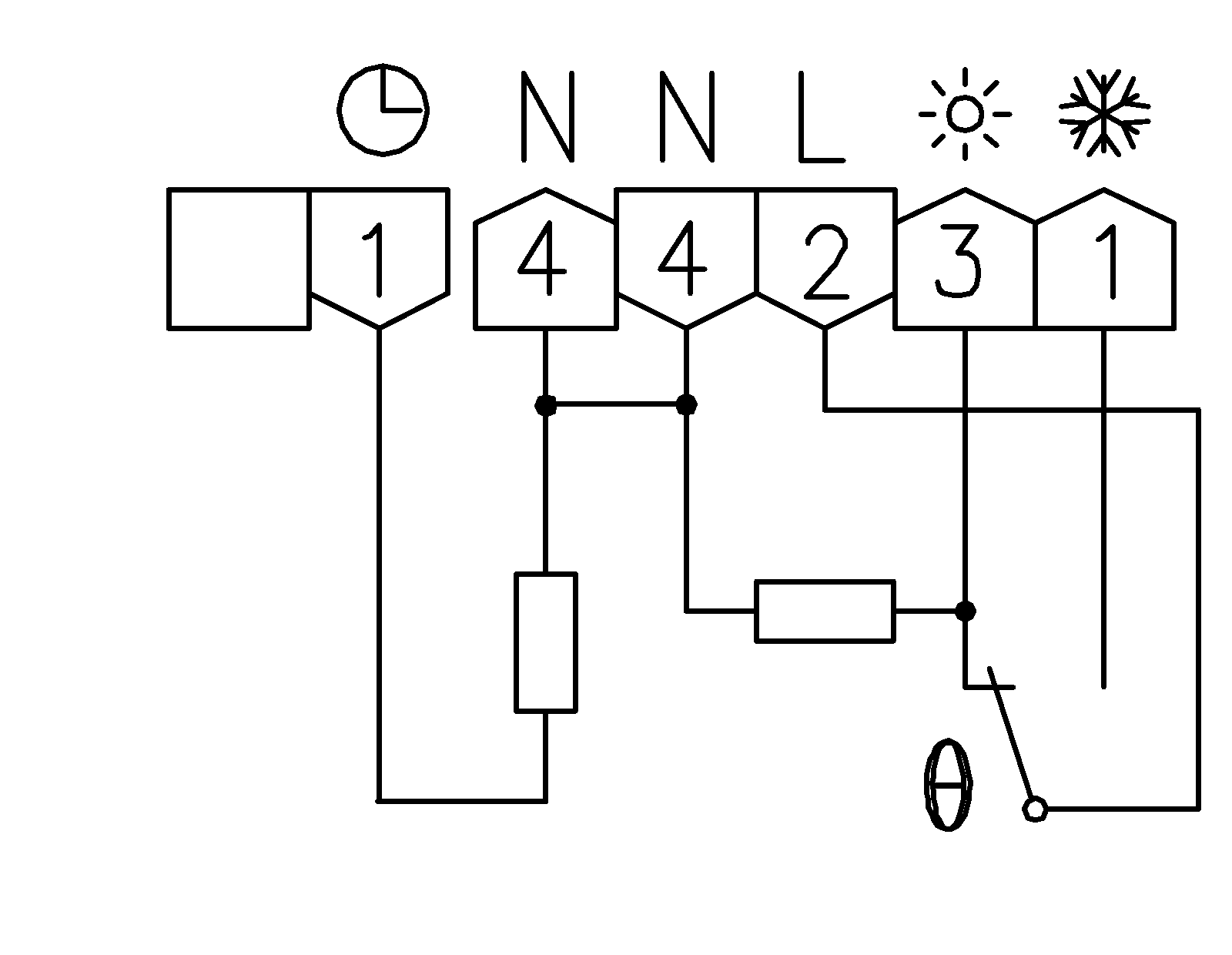 MA012100 Circuit diagram