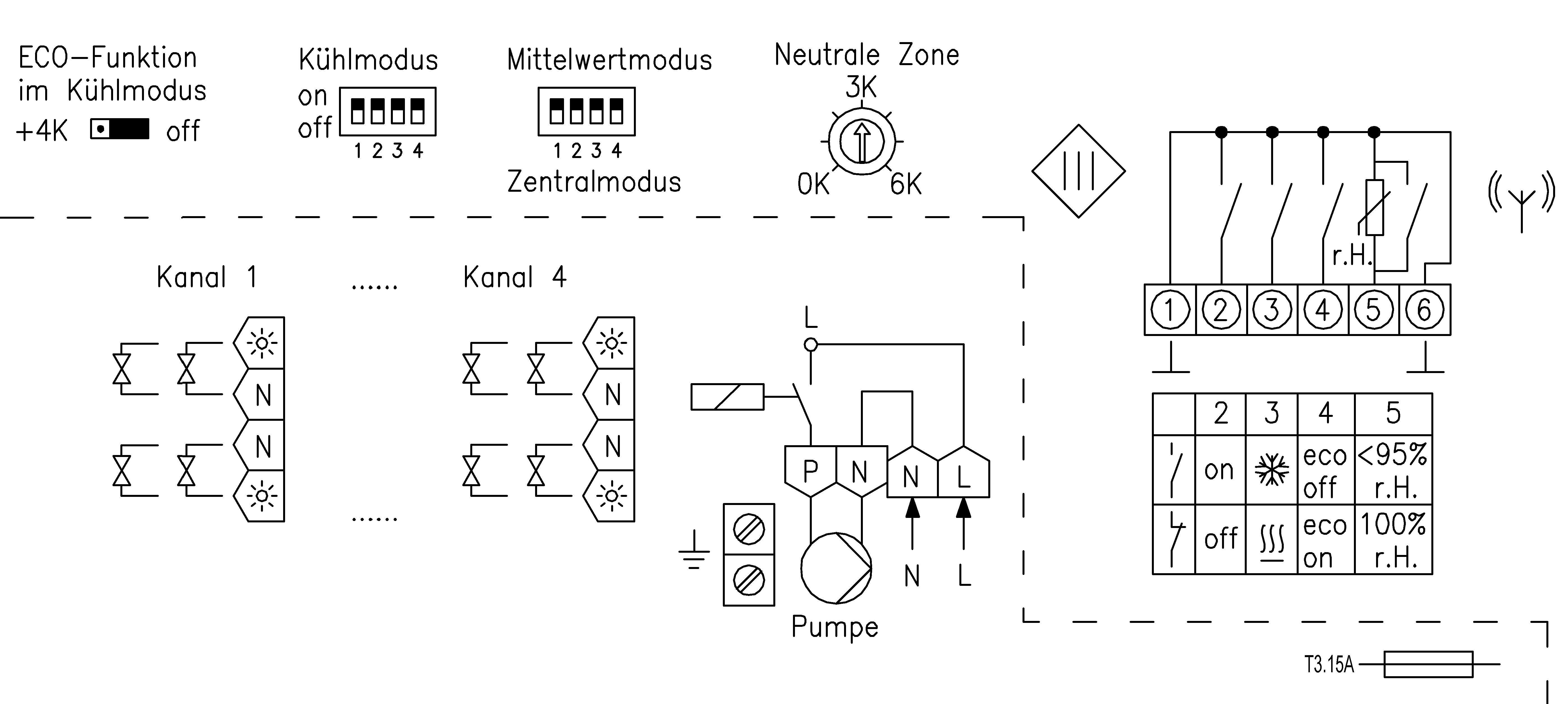 BA121100 Circuit diagram