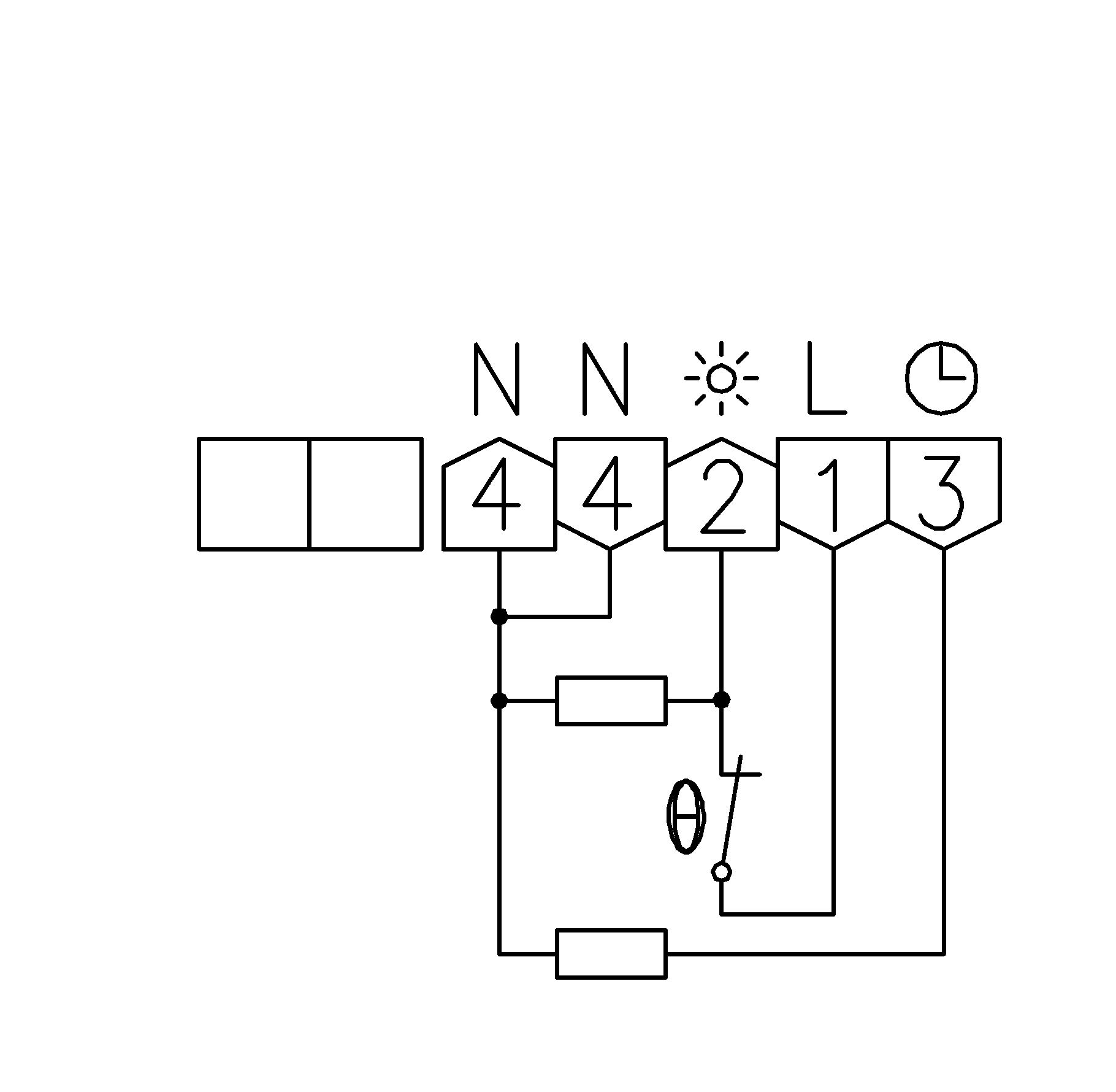 MA010100 Circuit diagram