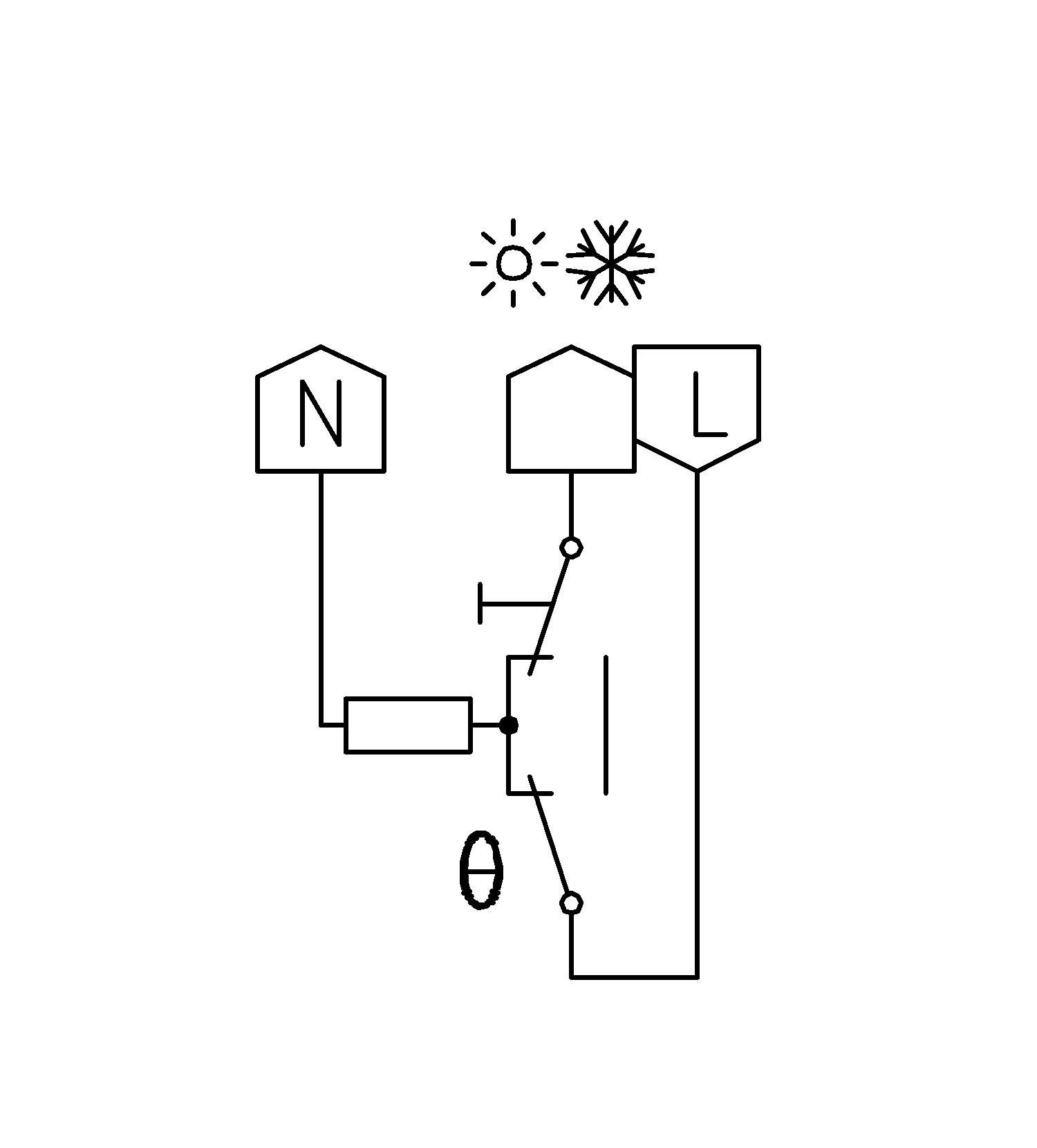UA012600 Circuit diagram