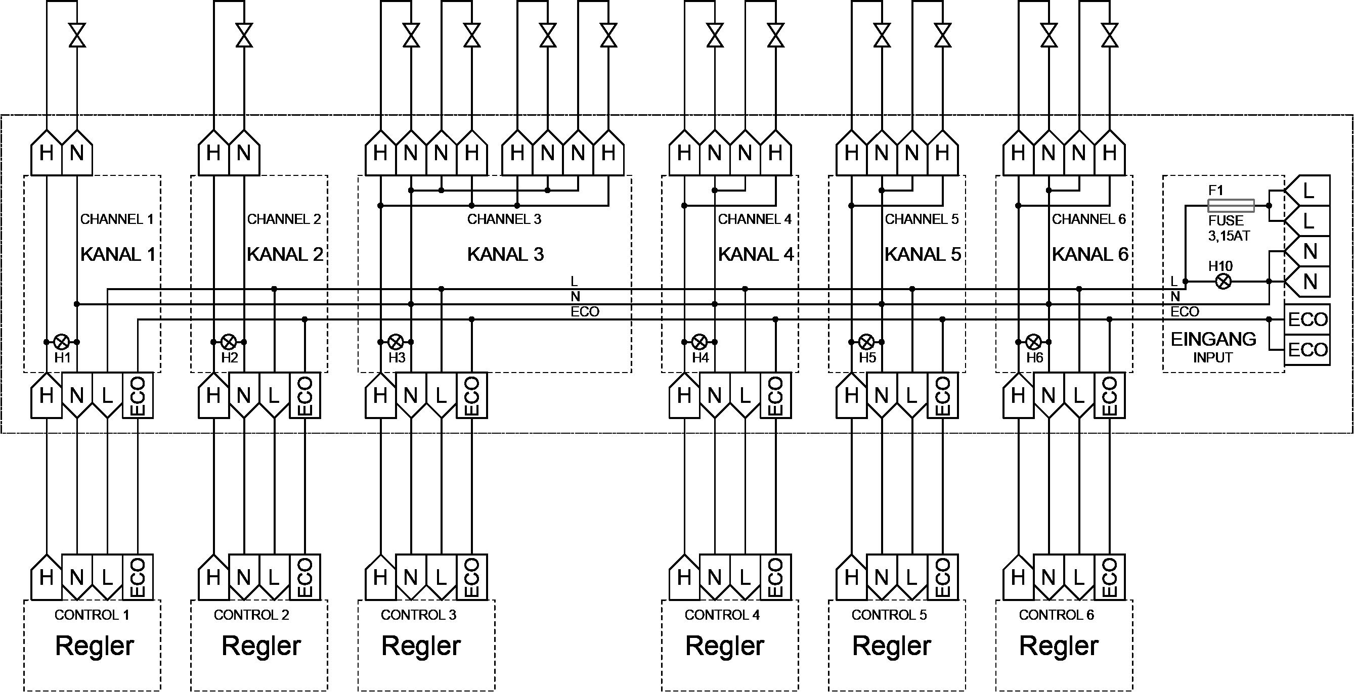 DA480510 Circuit diagram