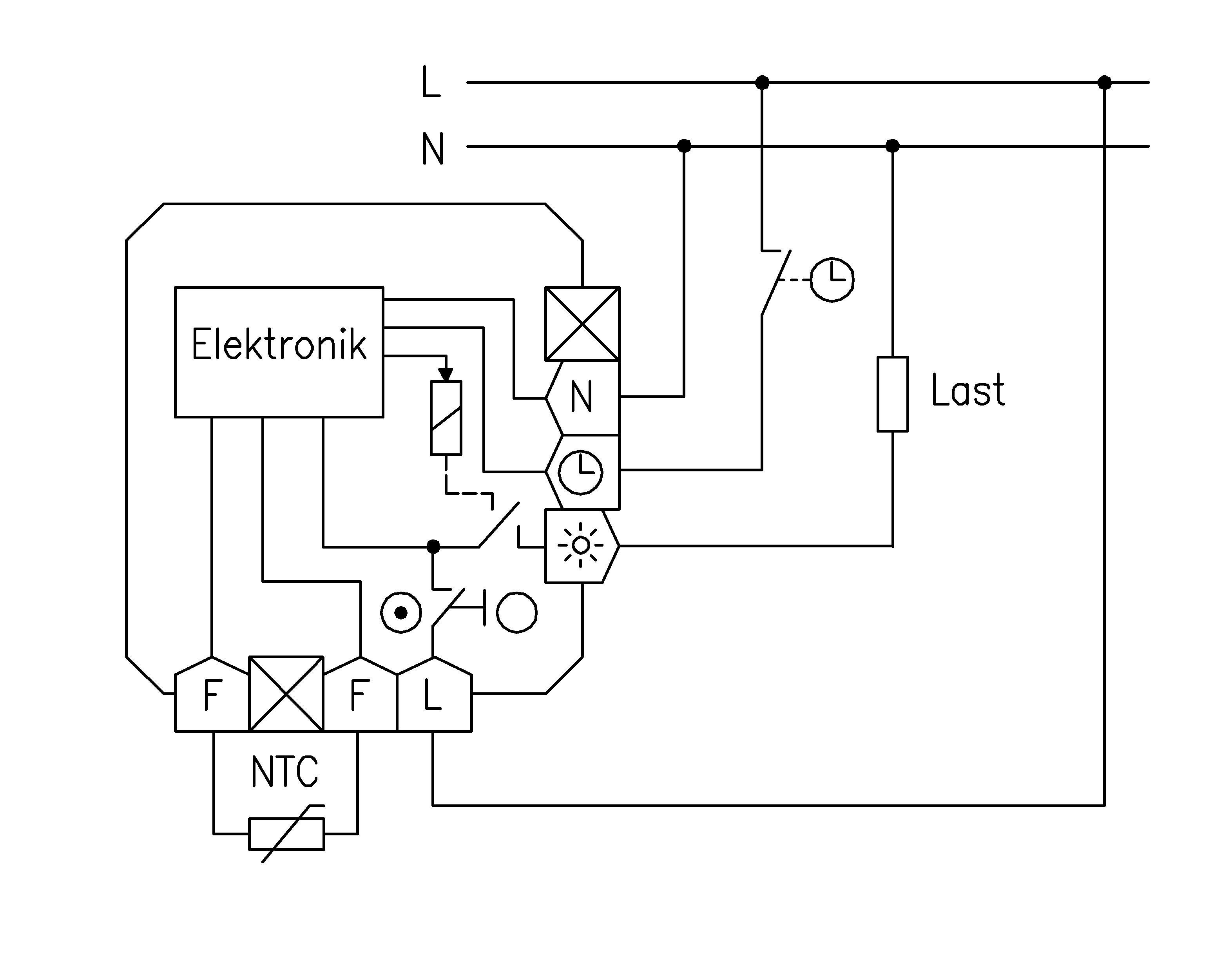 UA030119 Circuit diagram