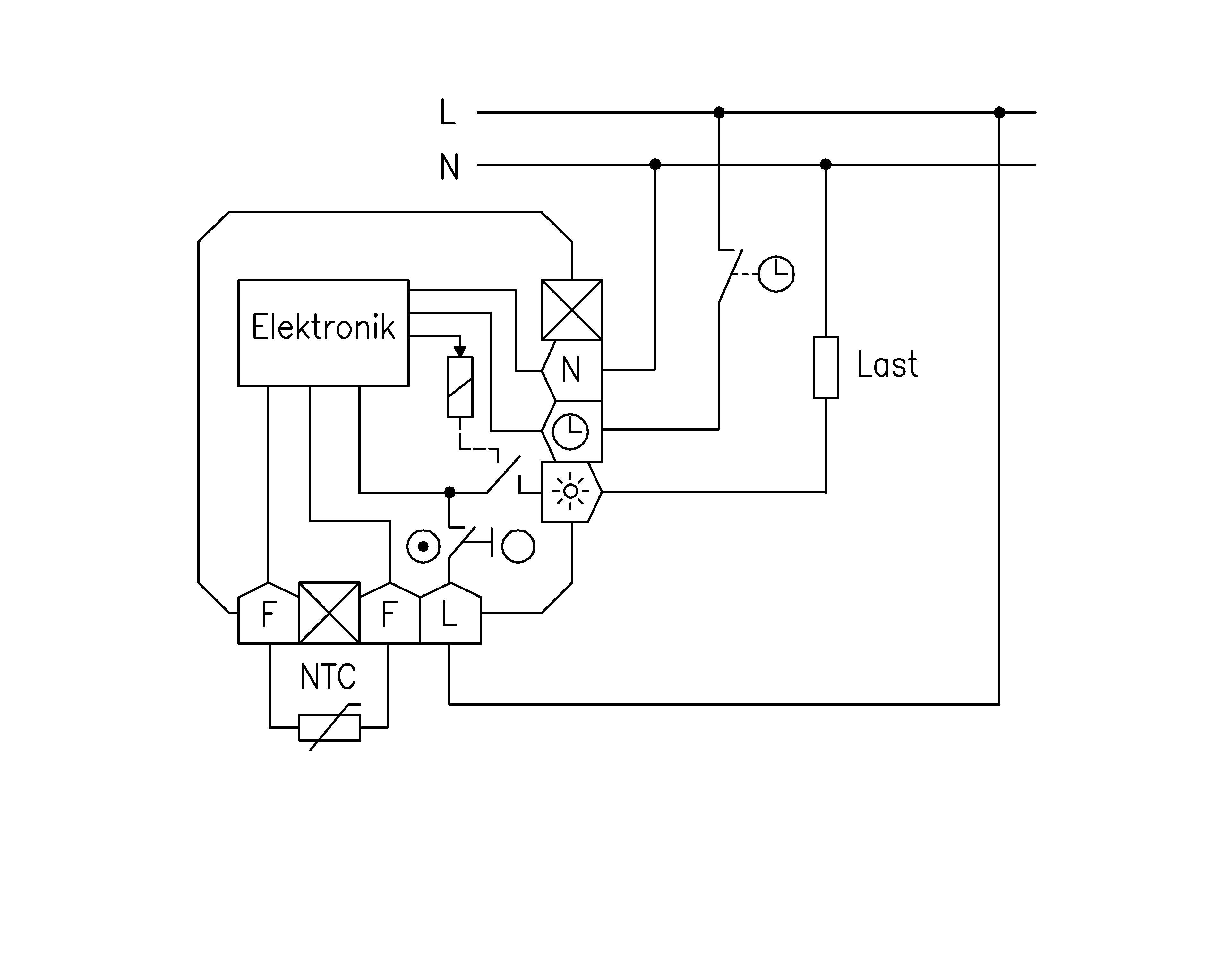 UA030502 Circuit diagram